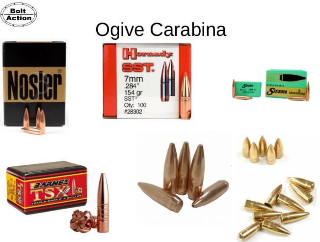 Ogive Carabina