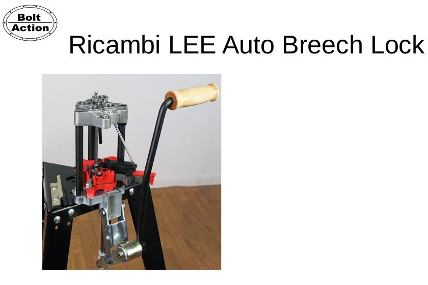 Ricambi Auto Breech lock