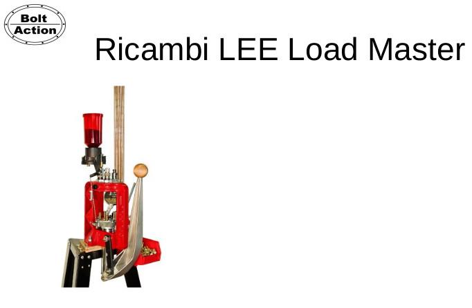 Ricambi Load Master