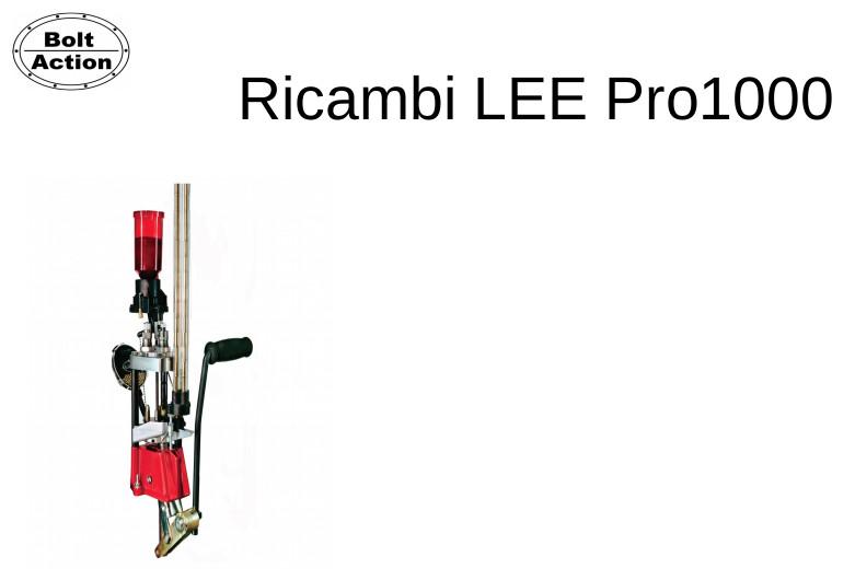 Ricambi Pro1000