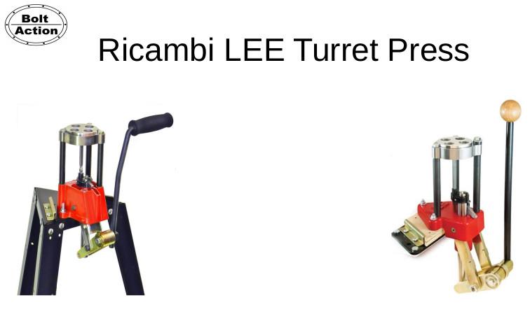Ricambi Turret